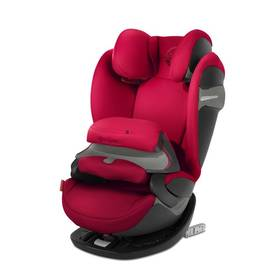 Cybex Pallas S-fix 2018, 9-36kg, Rebel Red + Doprava zdarma