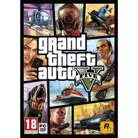 Hra RockStar PC Grand Theft Auto V (5026555064255)