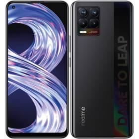 realme 8 128 GB - Cyber Black (RMX3085BL6)
