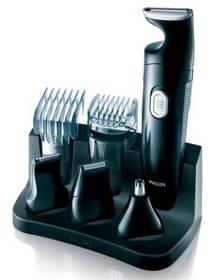 Zastřihovač vousů Philips QG 3150/30 černý