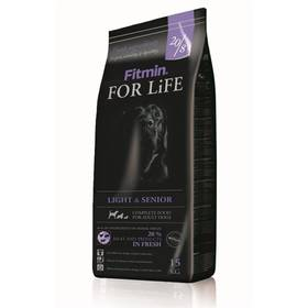 FITMIN dog For Life Light & Senior - 15 kg
