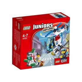 Lego® Juniors 10720 Pronásledování s policejní helikoptérou