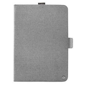 "FIXED Novel na tablety 10,1"" s kapsou pro stylus (FIXNOV-T10-GR) sivý"