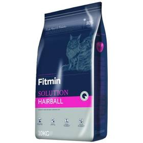 FITMIN cat Solution Hairball - 10 kg + Doprava zdarma