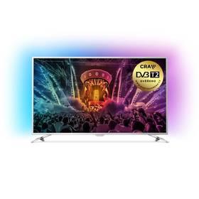 Philips 65PUS6521 stříbrná Flash USB Kingston DataTraveler 50 128GB USB 3.0 - černý/kovový (zdarma) + Doprava zdarma