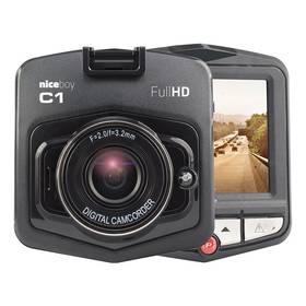 Autokamera Niceboy C1 černá (vrácené zboží 8800194726)