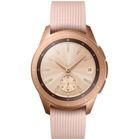 Samsung Galaxy Watch 42mm vel. S (SM-R810NZDAXEZ) růžové