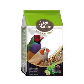 Deli Nature 5 Menu FOREIGN FINCHES Drobní Exoti 800 g