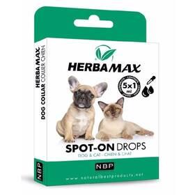 Herba Max Spot-on Dog Cat  5x1 ml