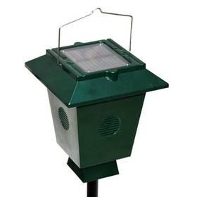 Solární odpuzovač ptáků Dema VS 1500 (94148D) + Doprava zdarma