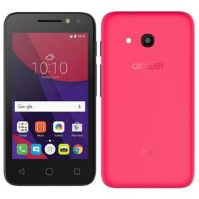 ALCATEL PIXI 4 (4) 4034D (4034D-2CALE11) růžový + Voucher na skin Skinzone pro Mobil CZ v hodnotě 399 Kč jako dárek + Doprava zdarma
