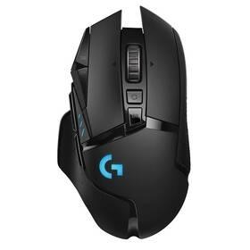 Logitech Gaming G502 Lightspeed Wireless (910-005567) čierna