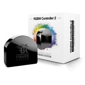Fibaro pro řízení RGBW LED 2, Z-Wave Plus (FIB-FGRGBWM-442)
