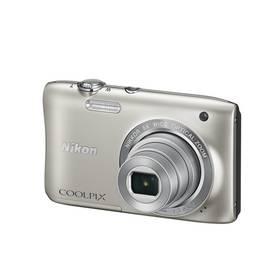 Nikon Coolpix S2900 stříbrný