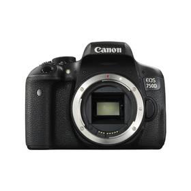 Canon EOS 750D tělo (0592C018) černý + Cashback 1400 Kč + Doprava zdarma