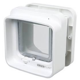 Dvířka SureFlap DualScan s mikročipem - bílé + Doprava zdarma