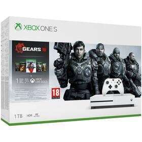 Microsoft Xbox One S 1 TB Gears Family Bundle (234-01029)