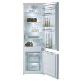 Kombinácia chladničky s mrazničkou Gorenje RKI 5181 KW biela