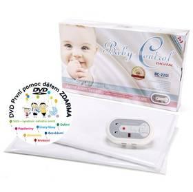 Baby Control pro dvojčata Digital BC-220i bílá + Doprava zdarma