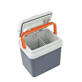 Autochladnička G21 C&W, 24 l, 12/230 V sivá