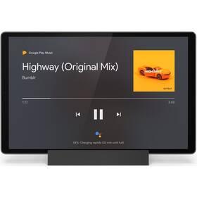 Lenovo Tab M10 Plus 128 GB + nabíjecí stanice (ZA5W0188CZ) sivý