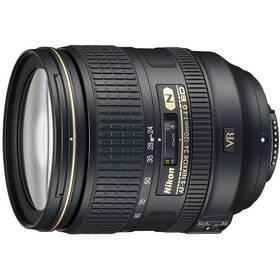Nikon NIKKOR 24-120mm F4G ED AF-S VR černý + Doprava zdarma
