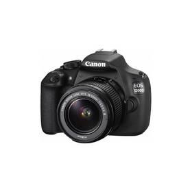 Canon EOS 1200D + 18-55 DC černý + Doprava zdarma