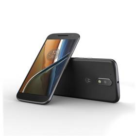 Lenovo Moto G4 Dual SIM (SM4374AE7N7) černý SIM s kreditem T-Mobile 200Kč Twist Online Internet (zdarma)Software F-Secure SAFE 6 měsíců pro 3 zařízení (zdarma) + Doprava zdarma