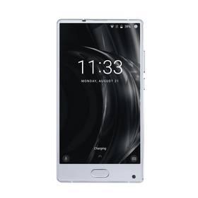 Doogee MIX Dual SIM 6 GB + 64 GB (6924351614287) stříbrný (vrácené zboží 8800739574)