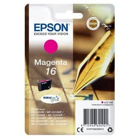 Epson DURABrite Ultra T16, 165 stran (441639) červená