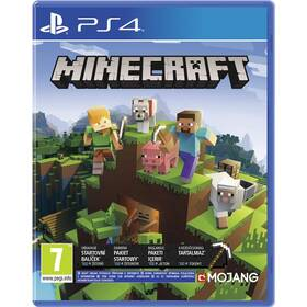Microsoft PlayStation 4 Minecraft Bedrock (PS719344100)