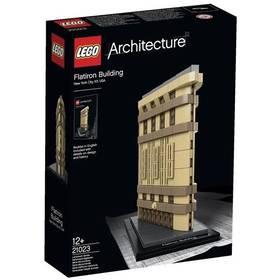 Stavebnica Lego® Architecture 21023 Budova Flatiron