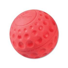 Rogz Asteroid míček 7,8cm červená