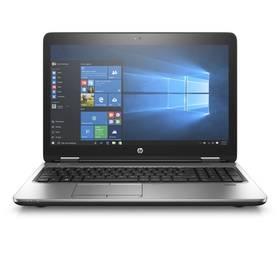 HP ProBook 655 G3 (Z2W19EA#BCM) černý/stříbrný