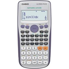Casio FX 570 ES PLUS šedá