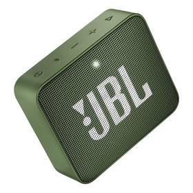 JBL GO 2 zelený