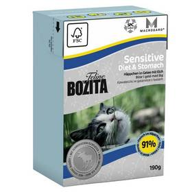 Bozita Feline Diet & Stomach - Sensitive TP 190 g