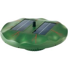 Plovoucí solární ostrůvek s vodotryskem Esotec + Doprava zdarma
