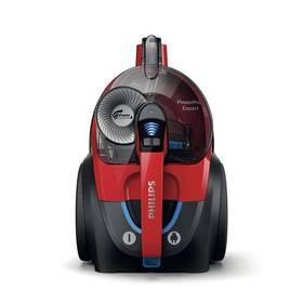 Philips PowerPro Expert FC9729/09 červený Pohlcovač vlhkosti Ceresit STOP VLHKOSTI AERO 360° (zdarma) + Doprava zdarma