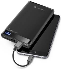 CellularLine FreePower Manta 8000mAh (FREEPMANTA8000K) černá