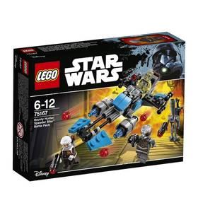 LEGO® STAR WARS TM 75167 Speederová motorka námezdního lovce