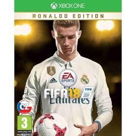 EA Xbox One FIFA 18 (Ronaldo Edition) (EAX320612) (poškozený obal 2990010422)