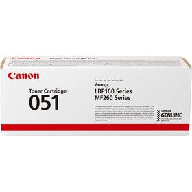 Canon CRG 051, 1700 stran (2168C002) černý