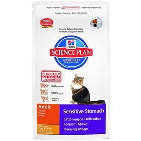 Hill's Feline Adult Sensitive Stomach, 5 kg