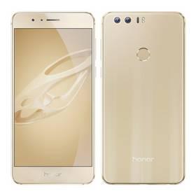 Honor 8 Dual SIM Premium 64 GB zlatý Software F-Secure SAFE 6 měsíců pro 3 zařízení (zdarma) + Doprava zdarma