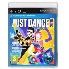 Hra Ubisoft PlayStation 3 Just Dance 2016 (USP30205)