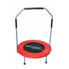 Olpran mini Fitness 0,8 m s držadlem červená