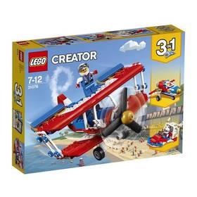 LEGO® CREATOR® 31076 Odvážné kaskadérské letadlo