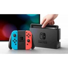 Herní konzole Nintendo Switch s Joy-Con (NSH005) červená/modrá