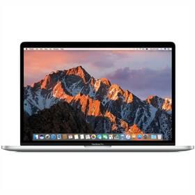 """Apple MacBook Pro 15"""" s Touch Bar 256 GB (2019) - Silver SK verze (MV922SL/A)"""